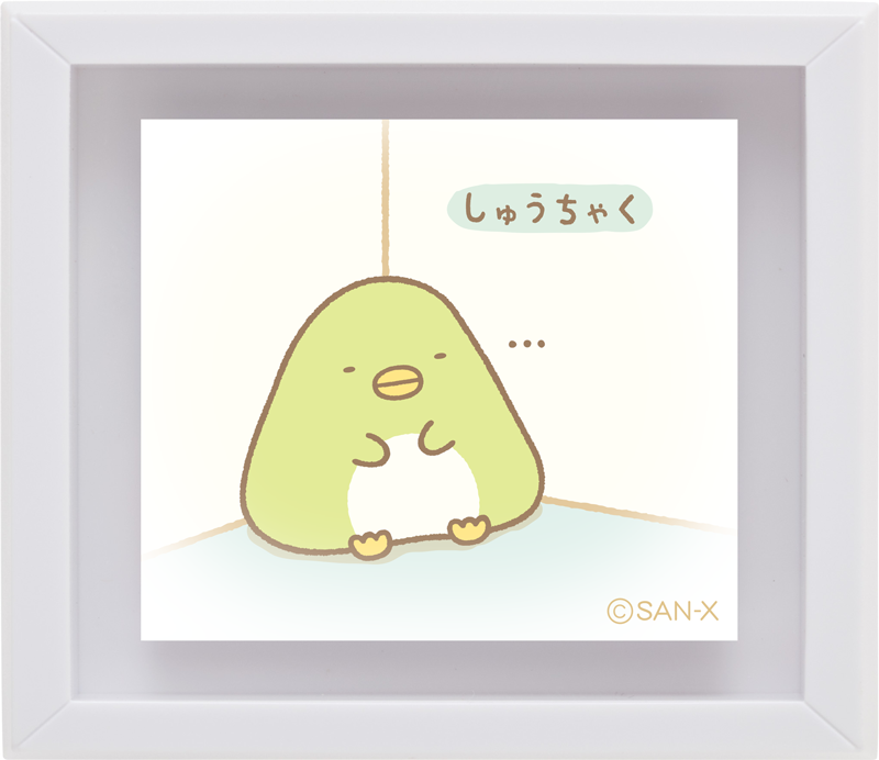 マニアックてのりぬいぐるみセット(ぺんぎん?)